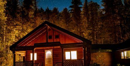 domek drewniany całoroczny bez pozwolenia